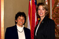 Alissa Friedman & Hon. Mary Nejedly Piepho